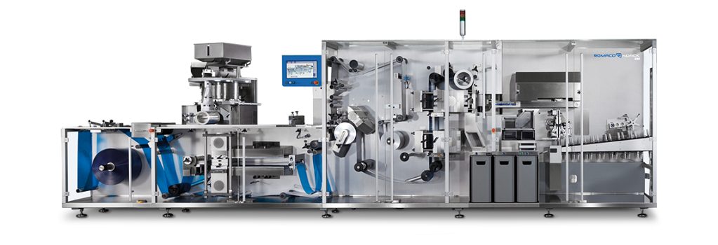 PPS A/S packaging solutions from Romaco