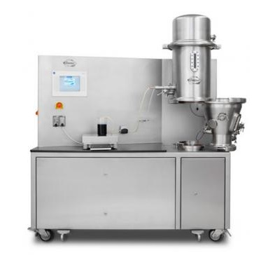 PPS A/S fluid bed - fluid bed midi-lab fra Diosna