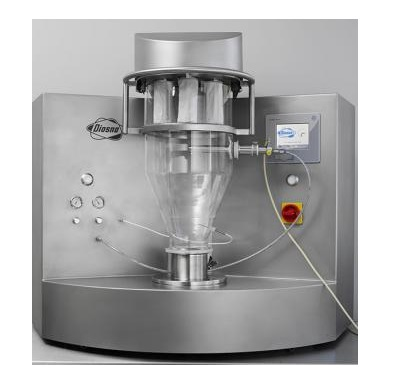 PPS A/S fluid bed - fluid bed mini-lab fra Diosna