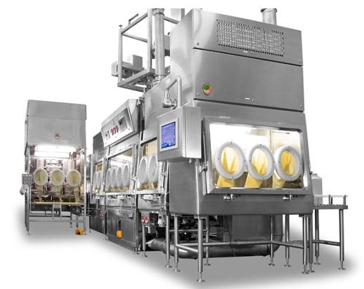 PPS A/S frysetørring - containment-frysetørrer fra Telstar