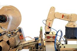 PPS A/S etikettering - skræddersyede robotløsninger til etikettering