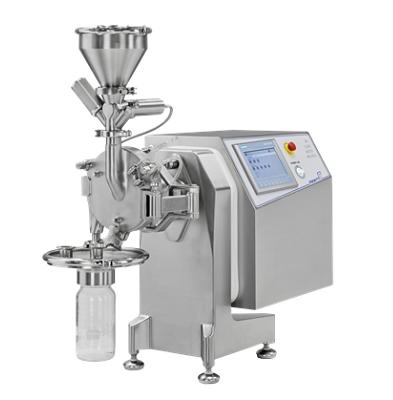 PPS A/S - formaling og agglomerering- Pinmill laboratoriemølle fra Frewitt