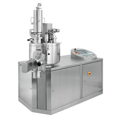 PPS powder mixer Diosna high shear mixer lab