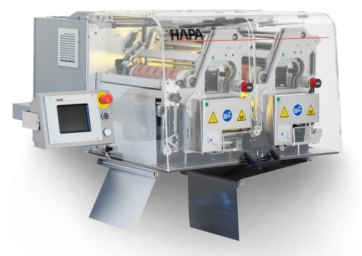 PPS a/s UV flexo print solution from Hapa