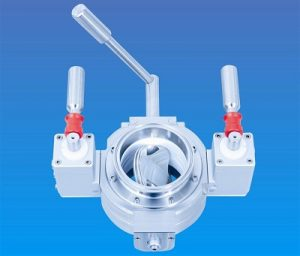 PPS a/s containment valve from Müller