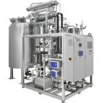 PPS purified water Telstar water for injection