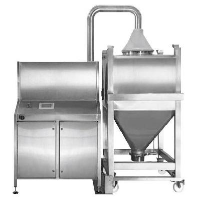 PPS A/S vask og rengøring - GMP vask og rengøring af containere og tønder fra Müller