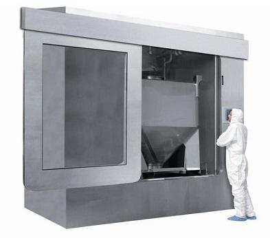PPS A/S vask og rengøring - GMP rengøringssystem til containere og større dele fra Müller